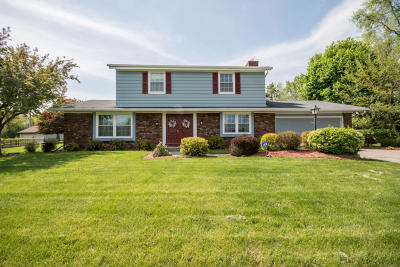 Waukesha Single Family Home Active Contingent With Offer: W281s3641 Pheasant Run