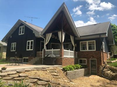 Single Family Home For Sale: 5429 Montgomery Dr