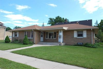 West Allis Two Family Home For Sale: 7743 W Becher St #7745