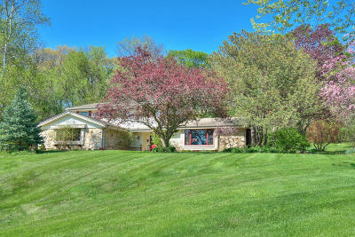 Single Family Home Active Contingent With Offer: 8480 Midland Ct