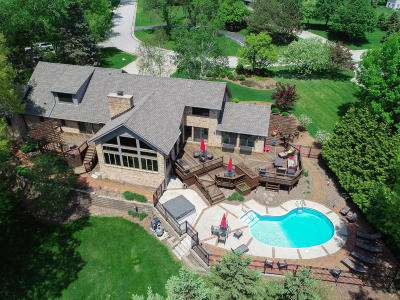Brookfield Single Family Home For Sale: 19595 Overlook Circle