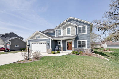 Pleasant Prairie Single Family Home For Sale: 9434 Ashbury Ln