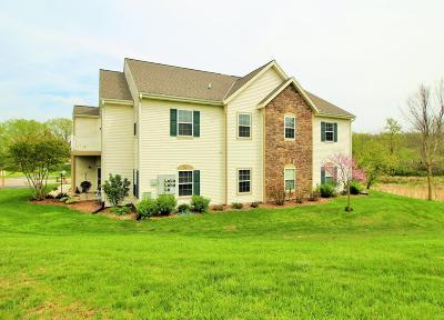 Washington County Condo/Townhouse Active Contingent With Offer: 549 Lakeridge Ct