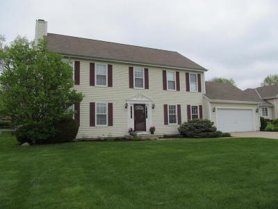 Franklin Single Family Home For Sale: 4964 W Berkshire Dr