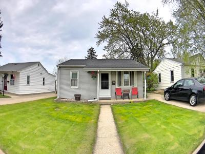 Single Family Home For Sale: 2027 Indiana St