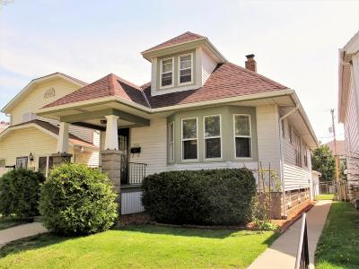 Single Family Home For Sale: 3412 S 8th St