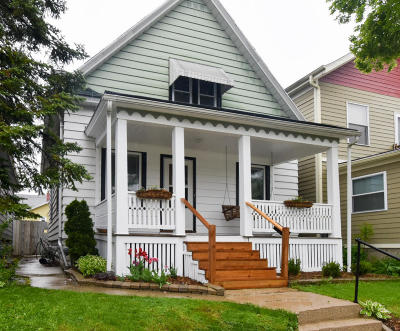 West Allis Single Family Home For Sale: 1205 S 58th St