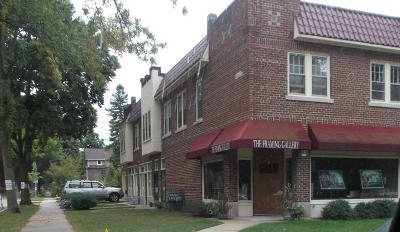 Whitefish Bay Multi Family Home For Sale: 729-733 E Henry Clay