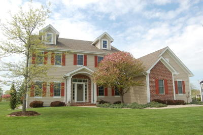 Jackson WI Single Family Home For Sale: $499,900