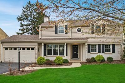 Whitefish Bay Single Family Home For Sale: 6317 N Lake Dr