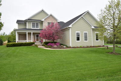 Lake Geneva Single Family Home For Sale: N1639 Williams Plaza