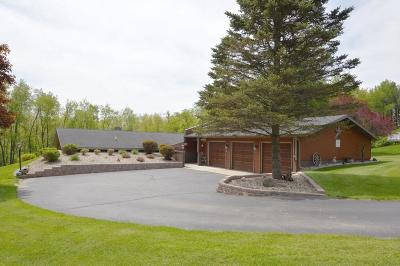 Lake Geneva Single Family Home Active Contingent With Offer: N3621 Willow Bend Ln