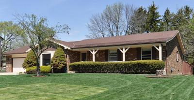 Single Family Home For Sale: 3718 W Carpenter Ave