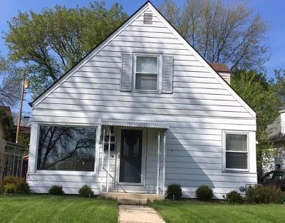 Shorewood Single Family Home Active Contingent With Offer: 3600 N Morris