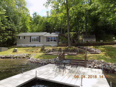 Mountain Single Family Home For Sale: 14432 Deer Haven Ln