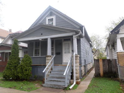Single Family Home For Sale: 1546 S 26th St