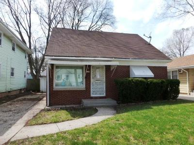 Single Family Home For Sale: 5169 N 45th St