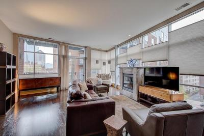 Condo/Townhouse For Sale: 1111 N Marshall St #403