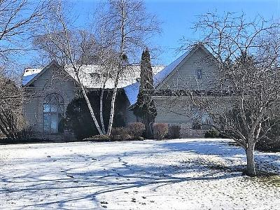 Pewaukee Single Family Home Active Contingent With Offer: W280n1792 Golf View Dr