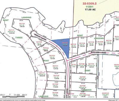 Crivitz Residential Lots & Land For Sale: Lt 29 Wruk Ln