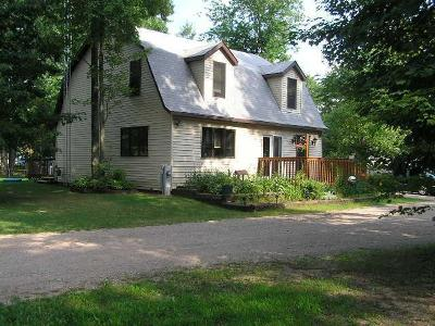 Single Family Home For Sale: W6879 Jamros Rd