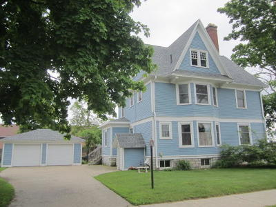 Menominee Single Family Home For Sale: 1432 10th Ave