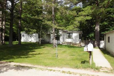Daggett MI Single Family Home For Sale: $25,000