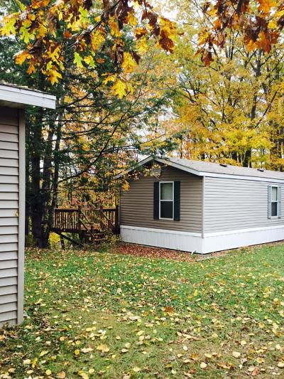Goodman WI Single Family Home Sold: $90,000