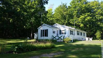 Single Family Home For Sale: N7843 Noquebay Rd