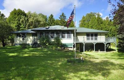 Menominee Single Family Home For Sale: N6474 Hwy M35