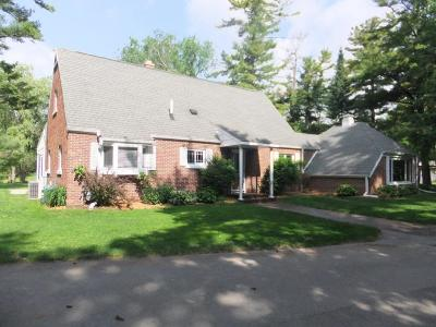 Menominee Single Family Home For Sale: N2315 O-1 Dr