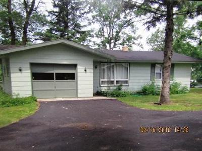 Crivitz WI Single Family Home Sold: $138,000