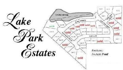 Menominee County, Marinette County Residential Lots & Land For Sale: Lot 38 Lake Park Dr