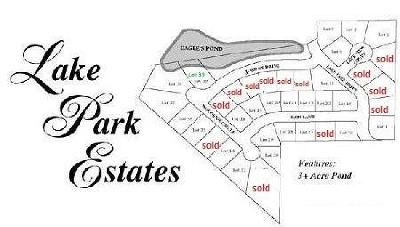Menominee County, Marinette County Residential Lots & Land For Sale: Lot 39 Lake Park Dr