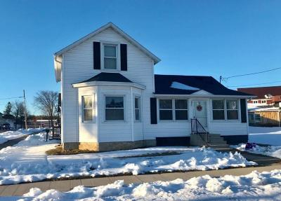 Peshtigo Single Family Home For Sale: 370 French St