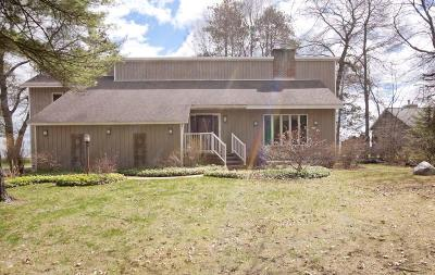 Marinette Single Family Home Active Contingent With Offer: N1742 Shore Dr
