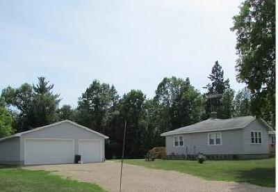Wausaukee WI Single Family Home Sold: $124,000