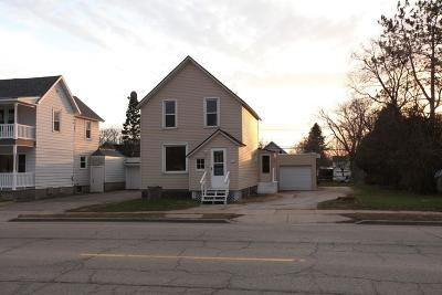 Single Family Home For Sale: 1329 Pierce Ave