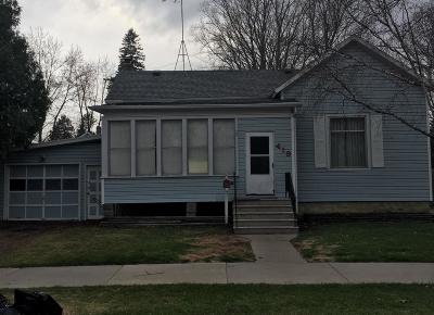 Single Family Home For Sale: 419 S Raymond St