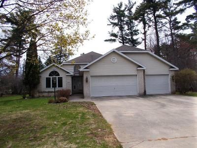 Marinette WI Single Family Home For Sale: $190,000