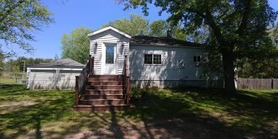Single Family Home For Sale: W1824 Hwy 64