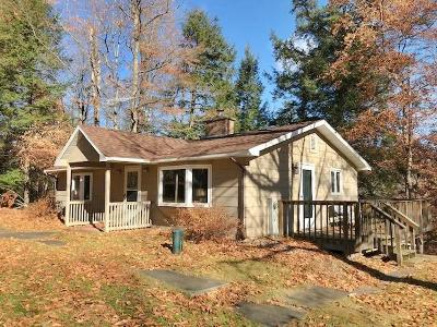Single Family Home For Sale: W14932 County Road C Rd