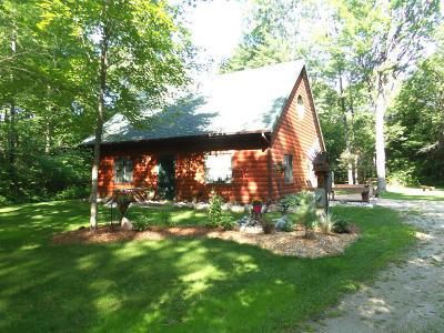 Crivitz Single Family Home For Sale: W11362 Bear Run