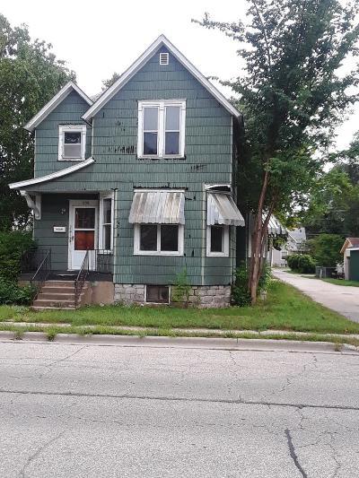 Marinette Single Family Home For Sale: 1108 Pierce Ave