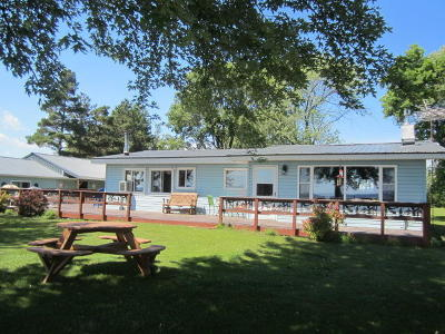 Peshtigo Single Family Home For Sale: W1691 Canal Ln