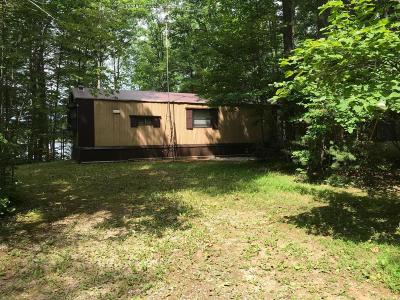 Marinette County Single Family Home For Sale: N18321 Youngs Lake Rd