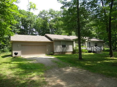 Marinette WI Single Family Home For Sale: $119,900