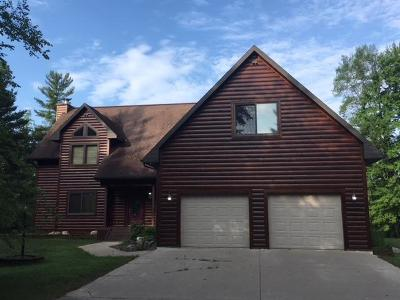 Menominee Single Family Home Active Contingent With Offer: N1515 River Dr