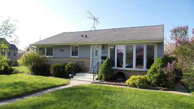 South Milwaukee Single Family Home Active Contingent With Offer: 1312 Marion Ave