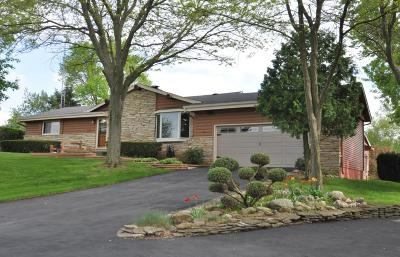 Jefferson County Single Family Home For Sale: W553 Highland Ct